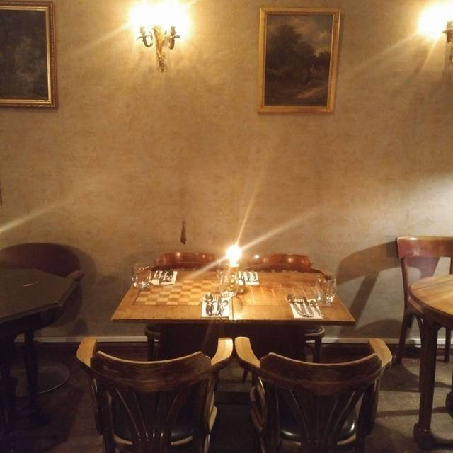 Restaurant Ungeheuer, Berlin, BE