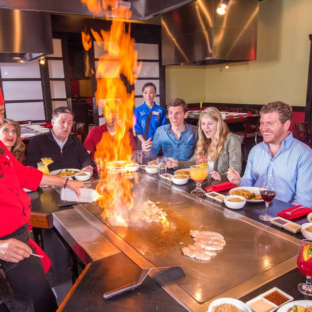 faeb3cd5ddb4 Dining Experience - Kobe Japanese Steakhouse - Tampa