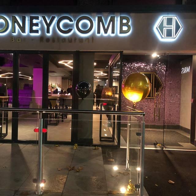 Honeycomb Bar & Restaurant, Sheffield, South Yorkshire
