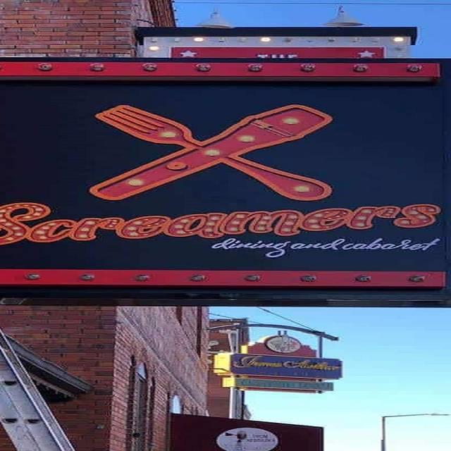 Screamer's Dining & Cabaret, Lincoln, NE