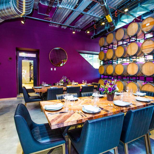 City Winery Boston Barrel Room & Restaurant, Boston, MA