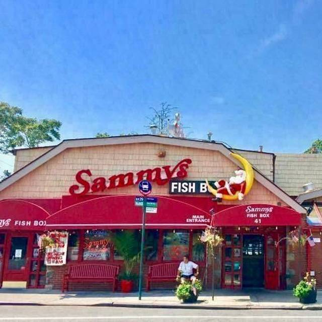 Sammy's Fish Box, Bronx, NY