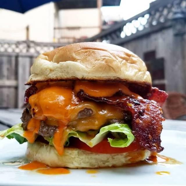 Srira-chedda Burger - BITES, Chicago, IL