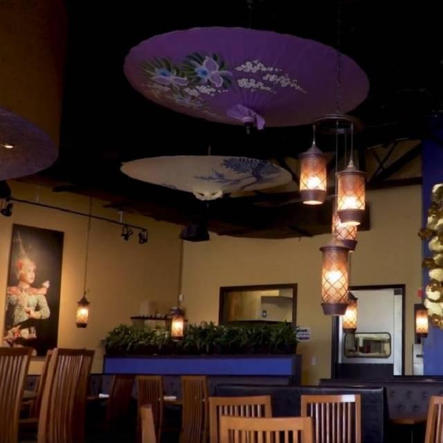 Blue Orchid Thai Cuisine, Jacksonville, FL