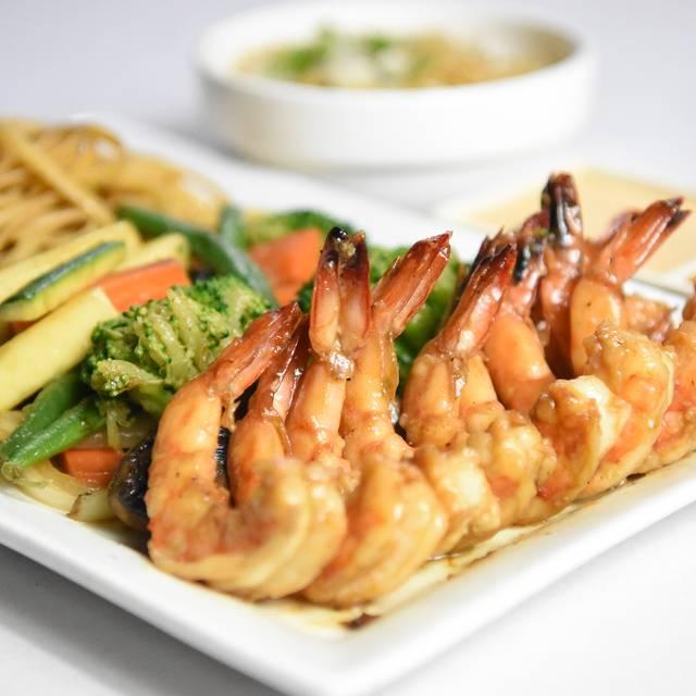 Shrimp Hibachi - Kobe Japanese Steakhouse - Brandon, Brandon, FL