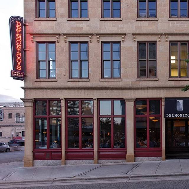 Johnny Delmonico's, Madison, WI