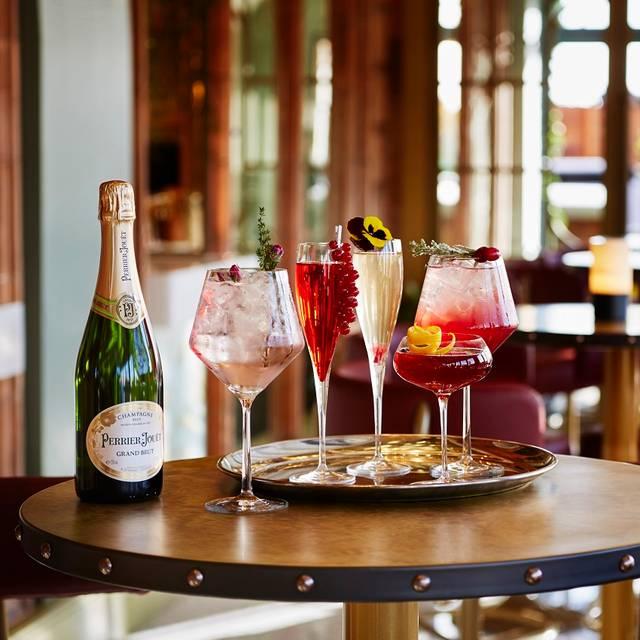 Perrier - Jouet Champagne Terrace, London