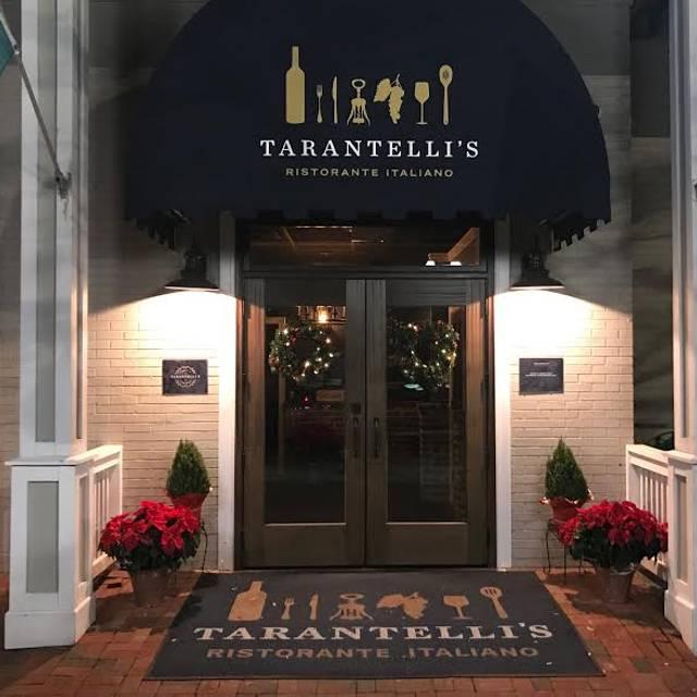 - - Tarantelli's, Wilmington, NC
