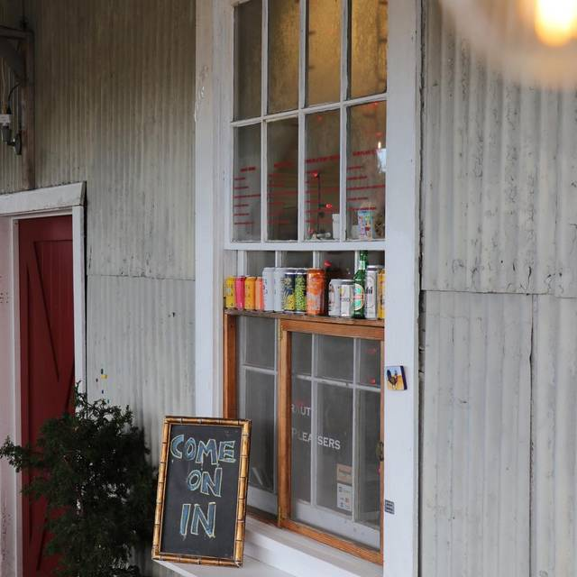 O - Setsunai Noodle Bar, Village Lopez Island, WA