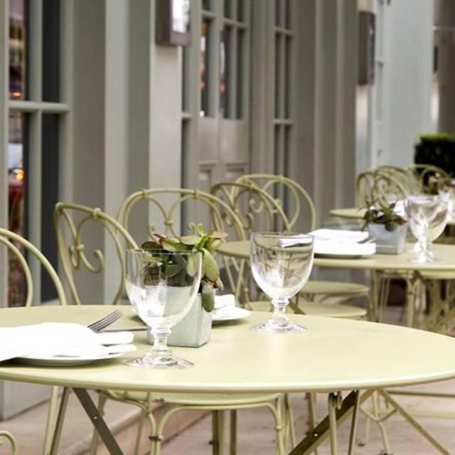 Oscar Terrace - Oscar Restaurant, London