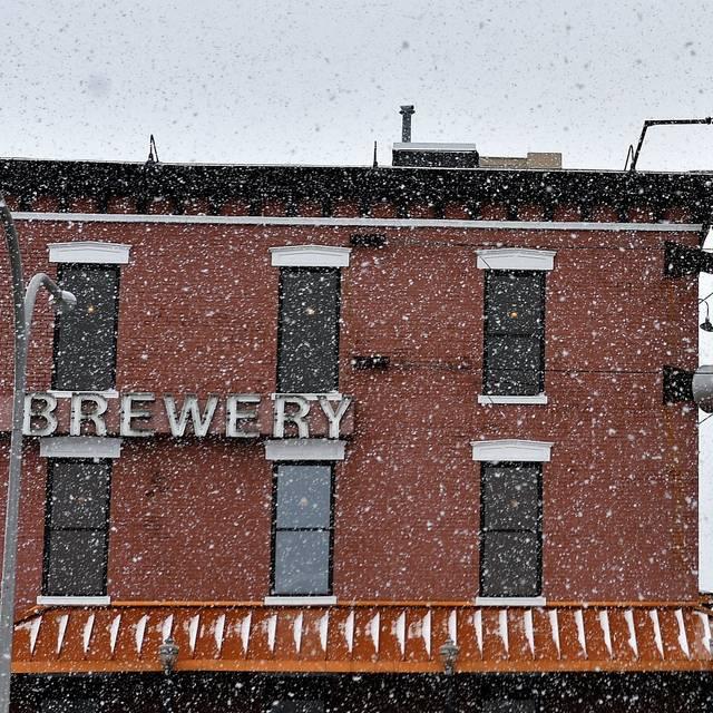 Lake Effect Man - Pearl Street Grill & Brewery, Buffalo, NY