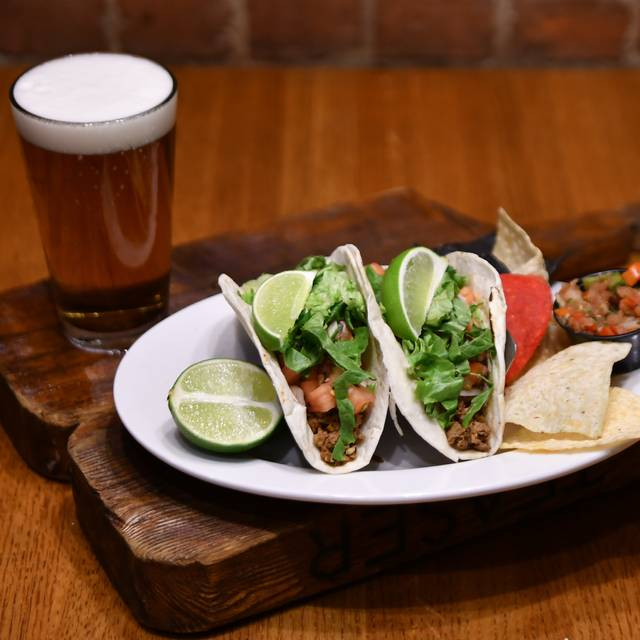 Imossible Tacos - Pearl Street Grill & Brewery, Buffalo, NY