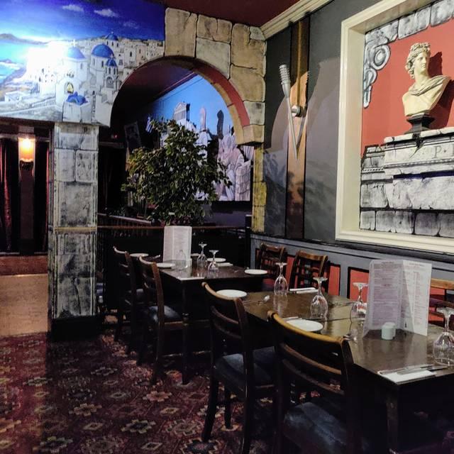 Ulysses Restaurant, Birmingham, West Midlands