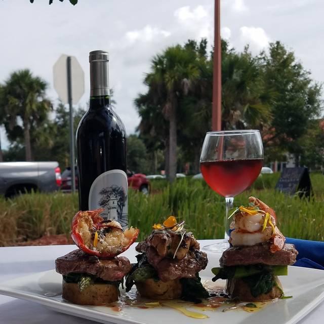 Cafe Blu, Naples, FL