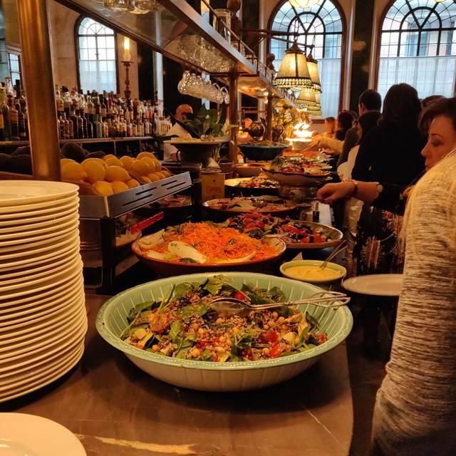 Ned's Feast, London