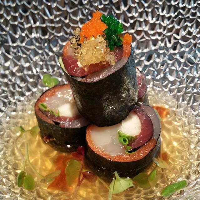 Sashimi Roll - Zen Japanese Restaurant, West Vancouver, BC