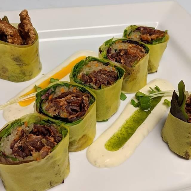 Crunchy Beef Roll - Zen Japanese Restaurant, West Vancouver, BC