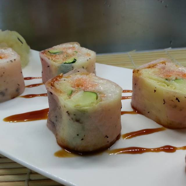 Sakura Roll() - Zen Japanese Restaurant, West Vancouver, BC