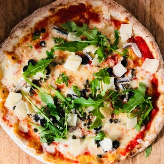 DOUGH&co Woodfired Pizza Colchester, Colchester, Colchester