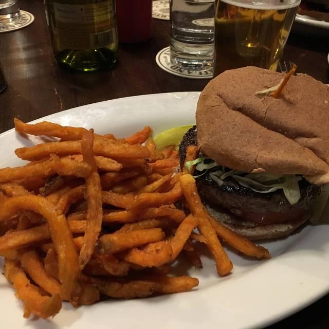 HB Burger, New York, NY