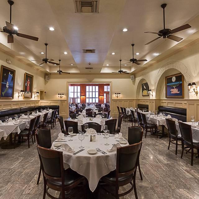The Pelican Club, New Orleans, LA