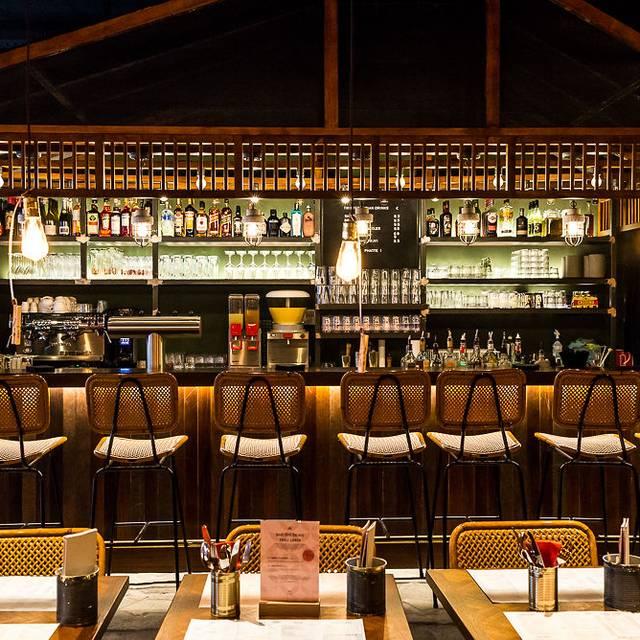 Eatdoori Köln Bar - eatDOORI Köln, Köln, NW