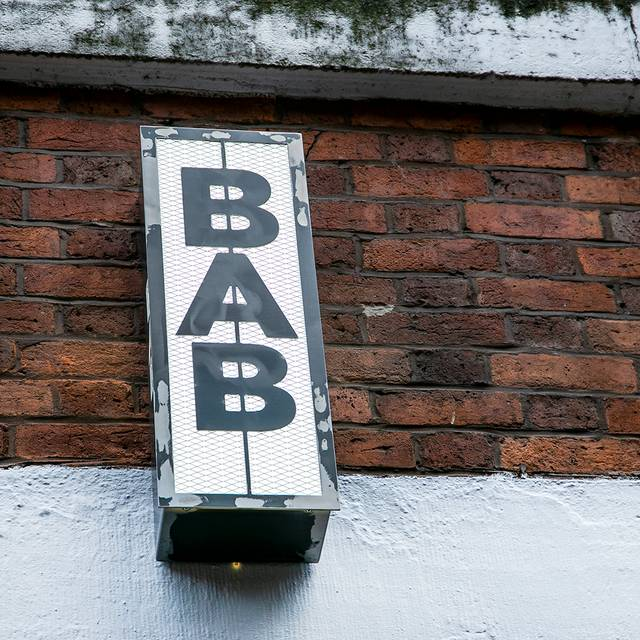 Bab  Low Res - BAB, Manchester