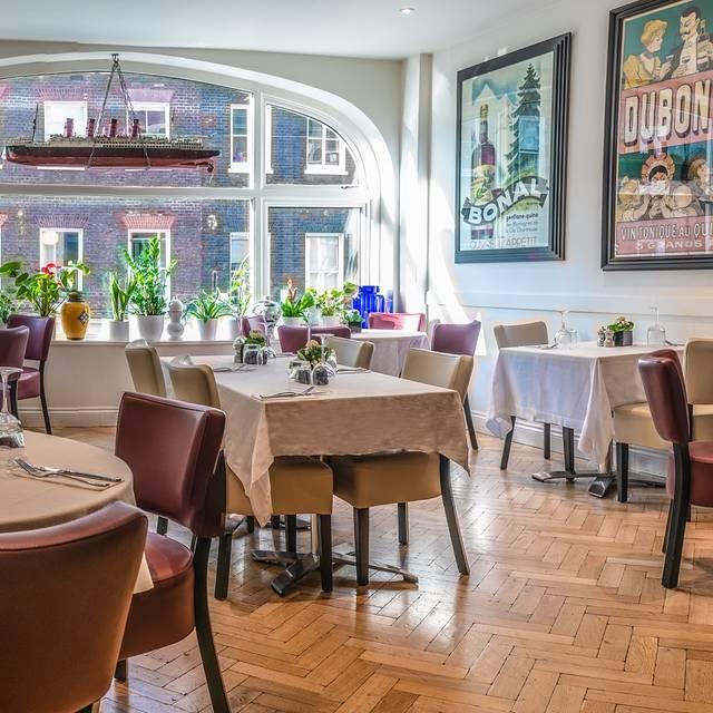Front Facing Restaurant - Jak's Mayfair, London, Greater London