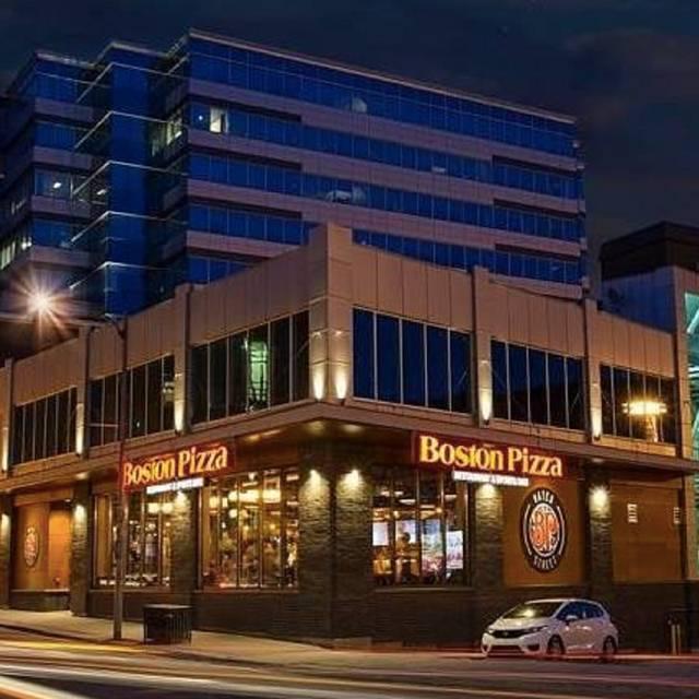 Boston Pizza - Water St - Boston Pizza - Water Street, St John's, NL