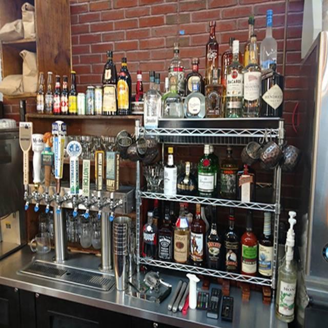 Liquorpic - Metzy's Cantina, Newburyport, MA