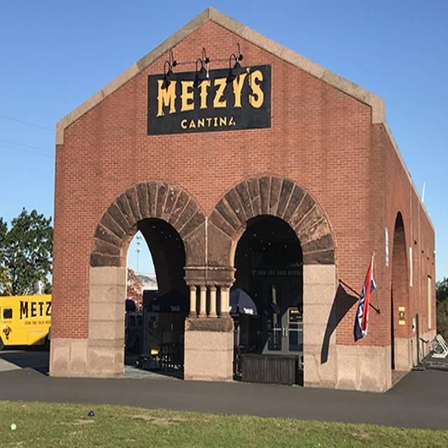 Frontofcantina - Metzy's Cantina, Newburyport, MA