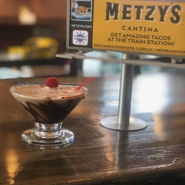 Espressomartini - Metzy's Cantina, Newburyport, MA