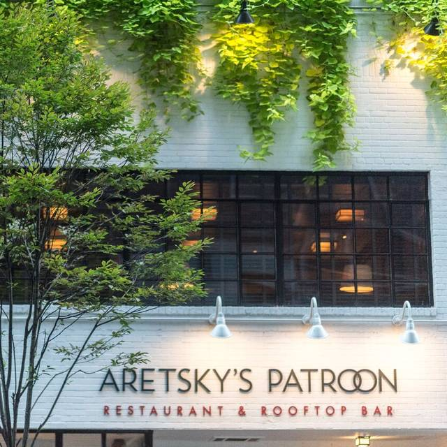 Aretsky's Patroon, New York, NY