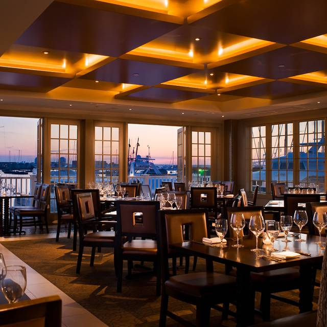 Grill's Main Dining Room N - The Grill at Forty 1 North, Newport, RI