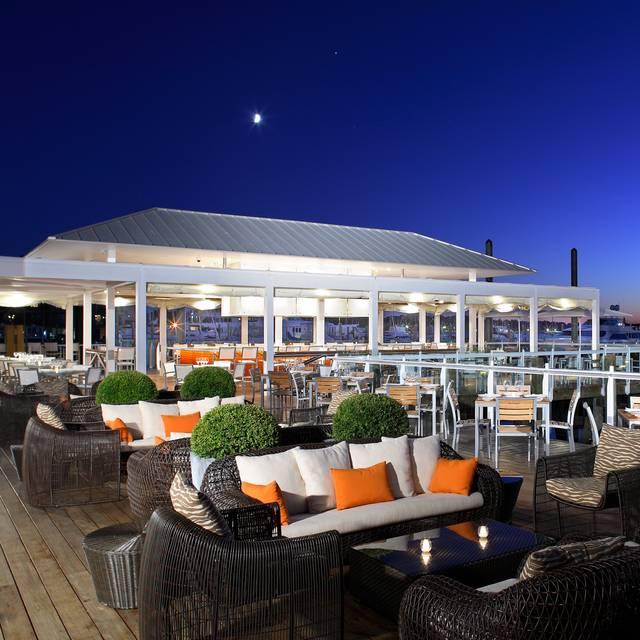 Patio - The Grill at Forty 1 North, Newport, RI