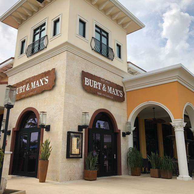 Burt & Max's Bar and Grille, Delray Beach, FL