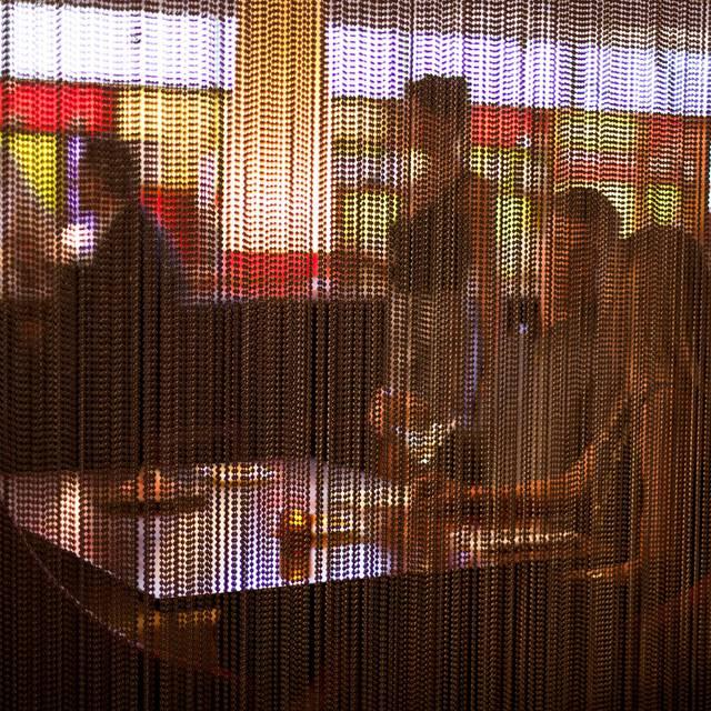 Vinotecca Beads - Quattro - Four Seasons Hotel - Houston, Houston, TX