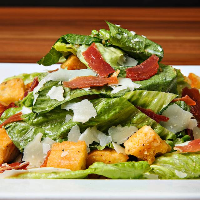 Caesar Salad - Stone's Cove KitBar, Herndon, VA