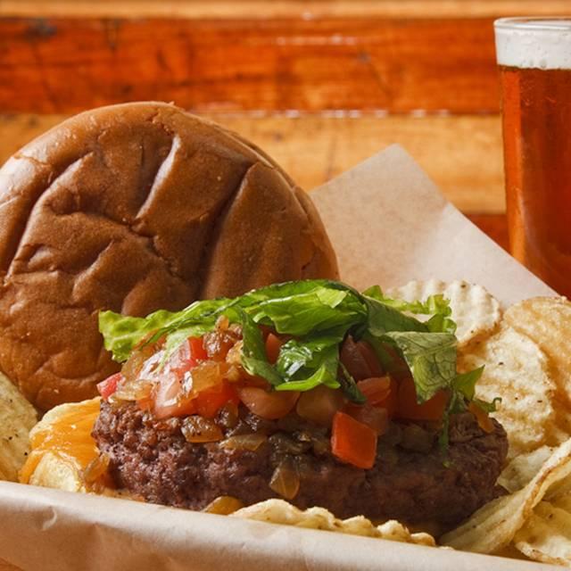 Stone's Prime Burger - Stone's Cove KitBar, Herndon, VA