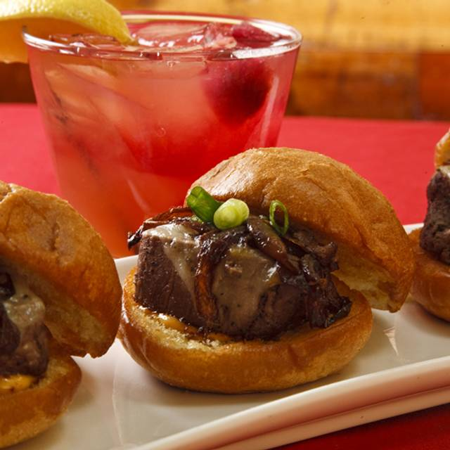 Filet Of Beef Sliders - Stone's Cove KitBar, Herndon, VA