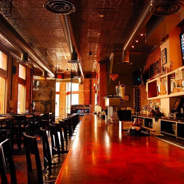 Tonic Restaurant - Tonic Restaurant @ Quigley's Pharmacy, Washington, DC