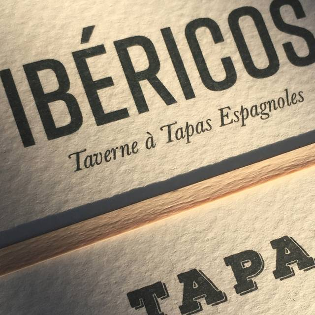 Ibe╠üricos - Ibéricos Taverne à Tapas Espagnoles, Montréal, QC