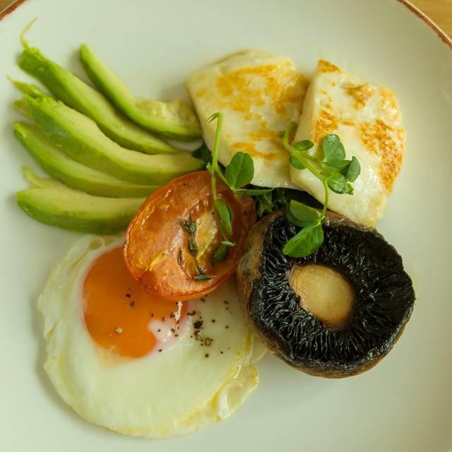 Store Vegetarian Breakfast - Food Store, London