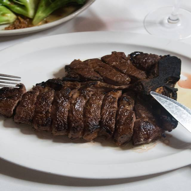 MarkJoseph Steakhouse, New York, NY