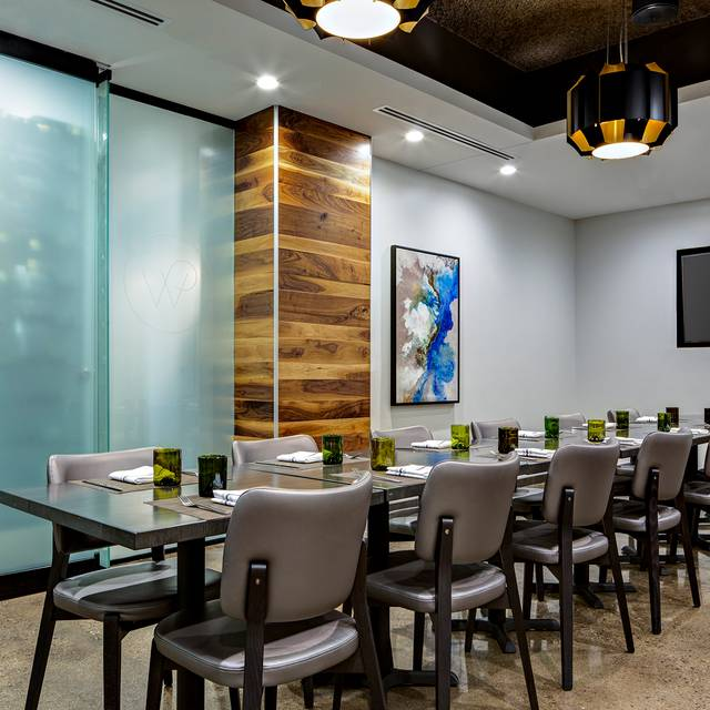 Agp Kwp Private-diningroom Ham - The Kitchen by Wolfgang Puck, Grand Rapids, MI
