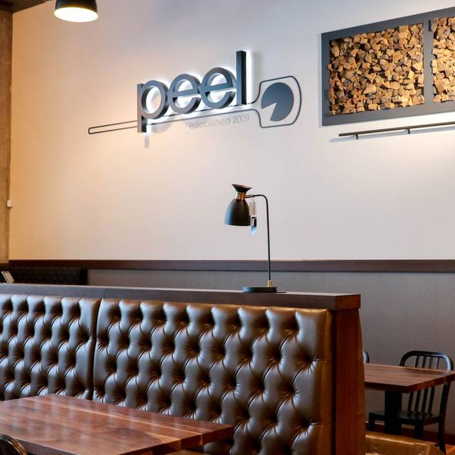 Peel Best - Peel Wood Fired Pizza - Clayton, Clayton, MO