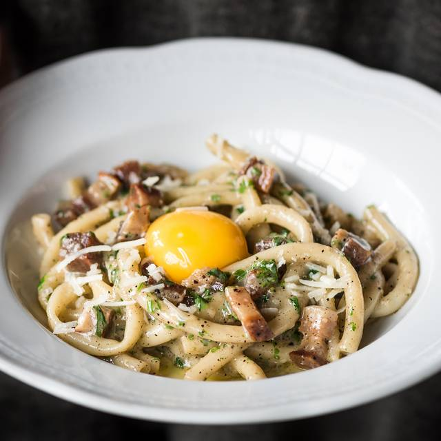 Carbonara - Formento's, Chicago, IL