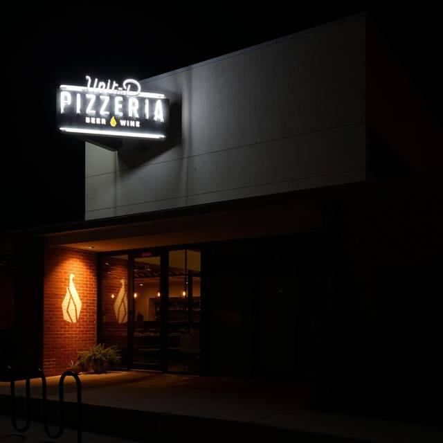 X (custom) - Unit-D Pizzeria, Austin, TX