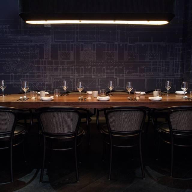 Katharine Brasserie & Bar, Winston-Salem, NC