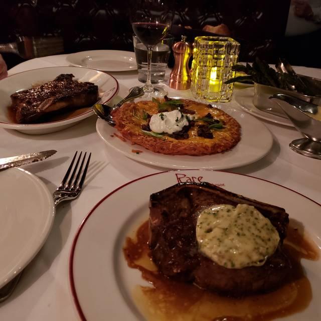 Rare Steakhouse, Madison, WI